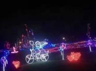 圣诞老人租赁圣诞树搭建出租灯光展海洋球鲸鱼岛海洋球