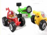儿童拉线玩具 特技小汽车 360度旋转 义乌热卖儿童小玩具批发