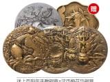上币生命系列纪念章套装 朱熙华经典作品