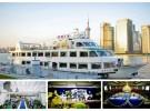 上海游艇婚礼 玫丽公主套餐69800元 游艇婚礼预订找乐航