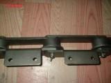 150节距链条 带耳朵弯板链条 链板输送机链条