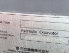 出售日本进口纯二手日立120 二手挖掘机价格表