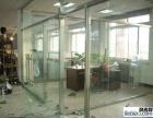 潍坊那里做玻璃门,制作各种玻璃门 玻璃门报价