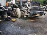 湖南长沙二手货车拆车件驾驶室