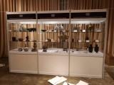 承接会展中心展示柜租赁 展示柜带装带灯 包送包撤