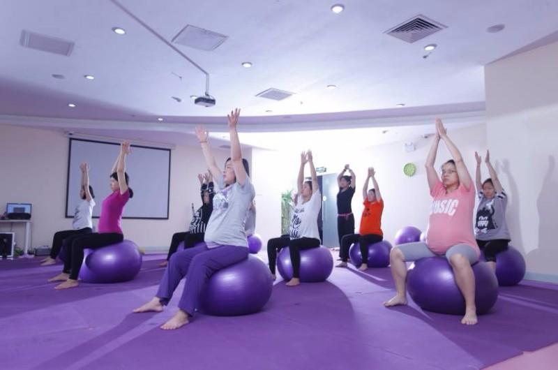 太原知妈堂孕妇瑜伽中心-太原专业母婴俱乐部