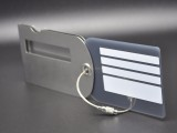 廠家行李牌定制 不銹鋼創意行李吊牌LOGO訂制 廠家直銷