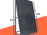 佛山市强腾金属制品专业定制瓷砖孔板展示架