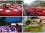 广州流动酒席/中餐围餐下午茶/工厂年会围桌上门