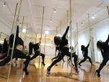 杭州滨技专业钢管舞培训学校零基础包学会包考证