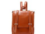 2014韩国新款真皮双肩包品牌女包牛皮包学生女款背包女式书包特价