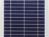 定制厂家太阳能电池板250W