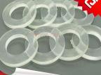 厂家直销供应透明硅胶脚垫 硅胶防滑垫 自粘圆形硅胶制品