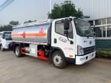 5吨8吨12吨油罐车 工地加油车