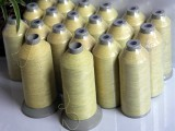 厂家直销 隔热保护套耐高温阻燃线 保温绝热被芳纶钢丝防火线