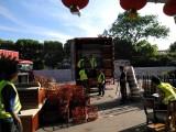 广州到日照轿车托运 机械设备运输