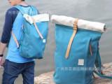 一件代发继承者们李敏镐同款背包 电视剧同款金叹韩版帆布双肩包