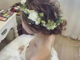 黄岛哪里学新娘化妆好
