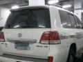 丰田 兰德酷路泽 2008款 4.0L 自动 GXR 四驱