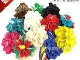特价韩版立体女大花朵腰带细流苏腰绳 百搭装饰绑带打结皮带裙带