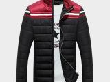 2016新男款立领冬季棉衣加厚保暖棉袄外