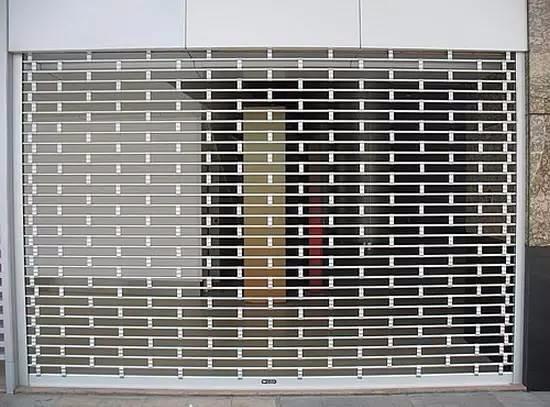 回民区安装卷帘门维修卷帘门安装防火卷帘门