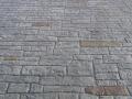 浙江杭州新区景观路面压花地坪/艺术园林压膜路面/施工工艺流程