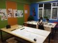 桔子树美术教育能促进智力和能力的发展