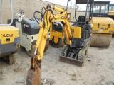 陵水小型挖掘機市場 二手小型挖掘機交易市場