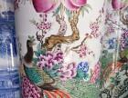 景德镇产陶瓷粉彩大花瓶 青花手绘花瓶厂家