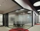 广州周边专业定做设计办公楼 宾馆 门面玻璃隔断,玻璃门安装
