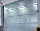 无锡电动卷帘门厂家/工业提升门/硬质快速卷帘门