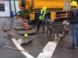 大型市政管道高压清洗疏通修复