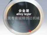 厂家供应广东金属粉末冶金注塑成型专用-双合金螺杆炮筒