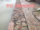 河流砌石格宾网垫 生态护坡格宾笼 护脚铁丝石笼网厂家-中石