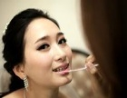 婚礼跟妆 专业化妆师全程跟妆