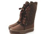 特价批发新品冬款大棉高筒雪地靴女靴保暖防