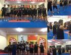 济南专业散打泰拳培训金龙搏击俱乐部
