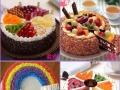 哈尔滨美旗蛋糕定制,DIY定制,二环内免费派送