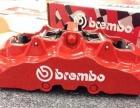 奔驰G500刹车改装BREMBO GT八活塞刹车