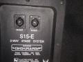 EV单15寸原装音箱