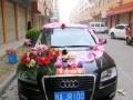 无锡奥迪 专业婚车队 市场较低价