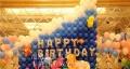 上门服务婚礼婚房寿宴宝宝宴周岁生日派对气球布置策划