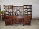 老船木茶桌椅组合船木茶台茶家具仿古原生态客厅简约茶