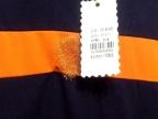 新B1211品牌莱俐啦中袖显瘦连衣长裙气
