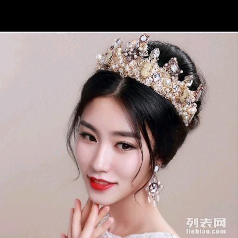 e新娘跟妆彩妆造型设计模特妆年会主持图片