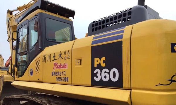 转让 挖掘机小松360现货多台全国热销