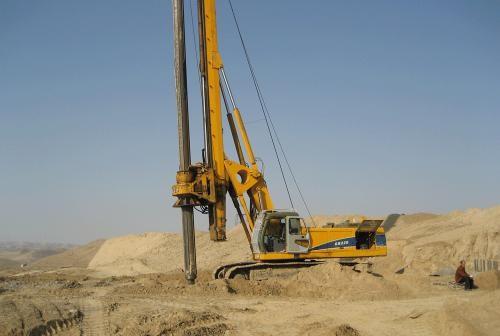 北海市三一旋挖钻机联系电话旋挖公司低价格承接旋挖桩基础工程