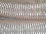 聚氨酯钢丝管山西动车用排污管柔软抗磨耐老化
