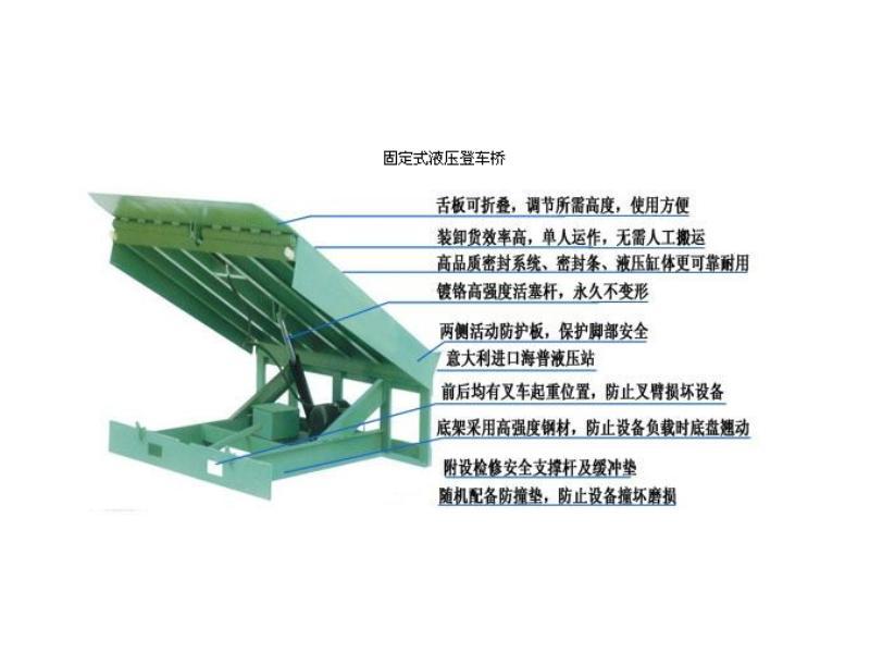 莆田固定式液压登车桥-泉州新款固定式液压登车桥哪里买